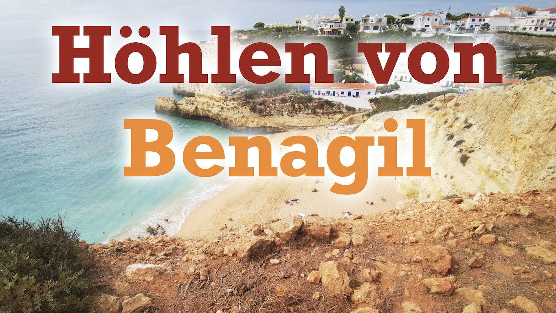 Höhlen von Benagil